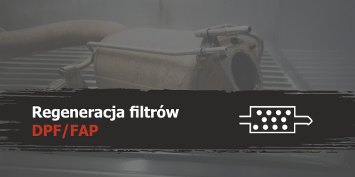 Filtry DPF/FAP